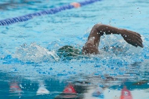 ejercicios aerobicos natacion