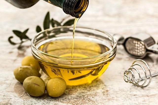 aceite de oliva en una dieta de definicion muscular